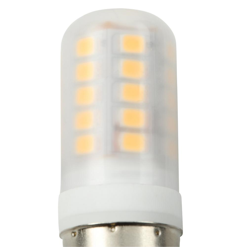 Meridian 25 Watt Equivalent Bright White T5 Ba15d Base Led