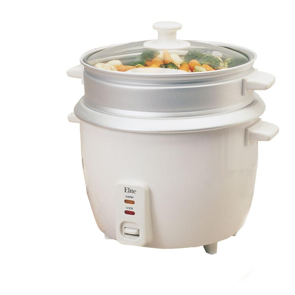Elite 8-Cup Rice Cooker