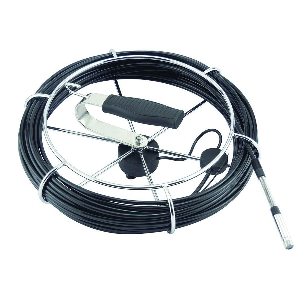 Pipe, Duct Probe and Reel for DCS6XX Series with 65 ft.