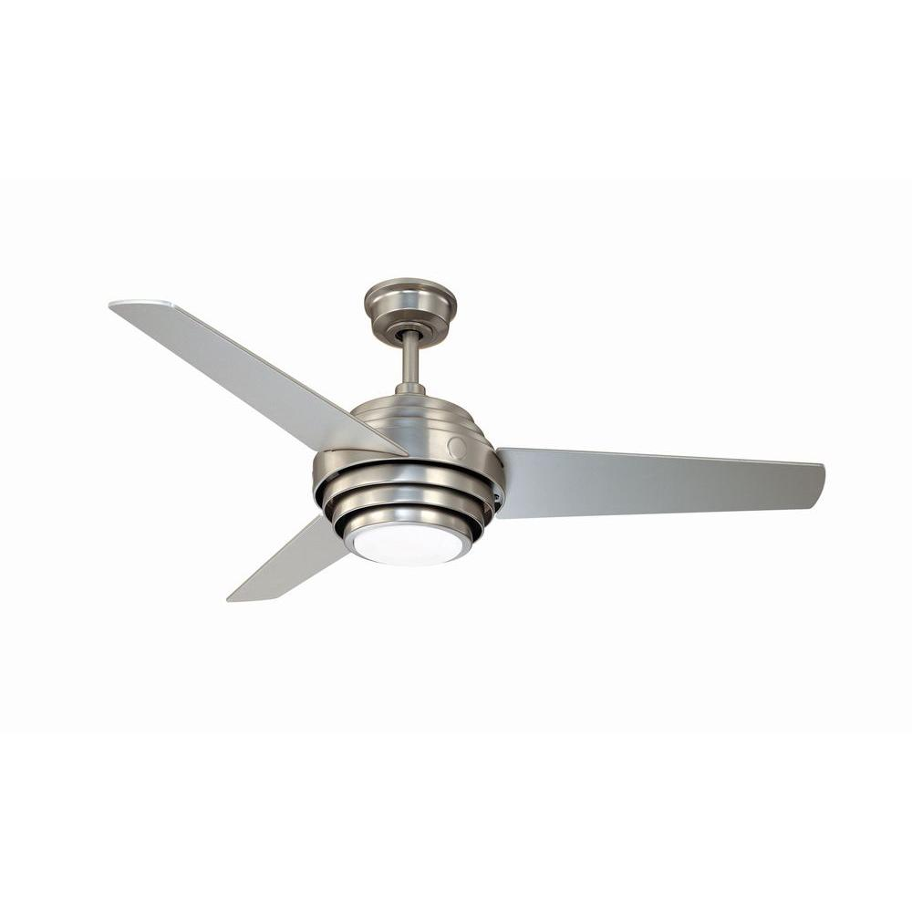 Hampton Bay Vasner 52 in. Colonial Pewter Ceiling Fan