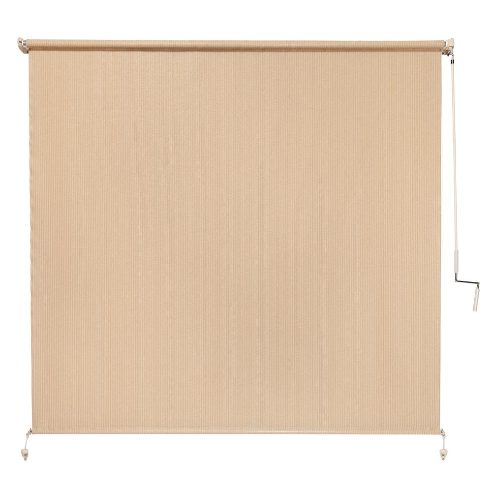 Select Southern Sunset 90% UV Block Exterior Roller Shade - 48