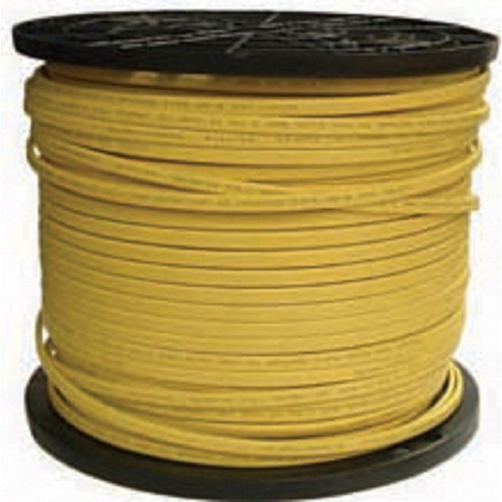 1,000 ft. 12-2-2 Yellow Solid NM-B Wire