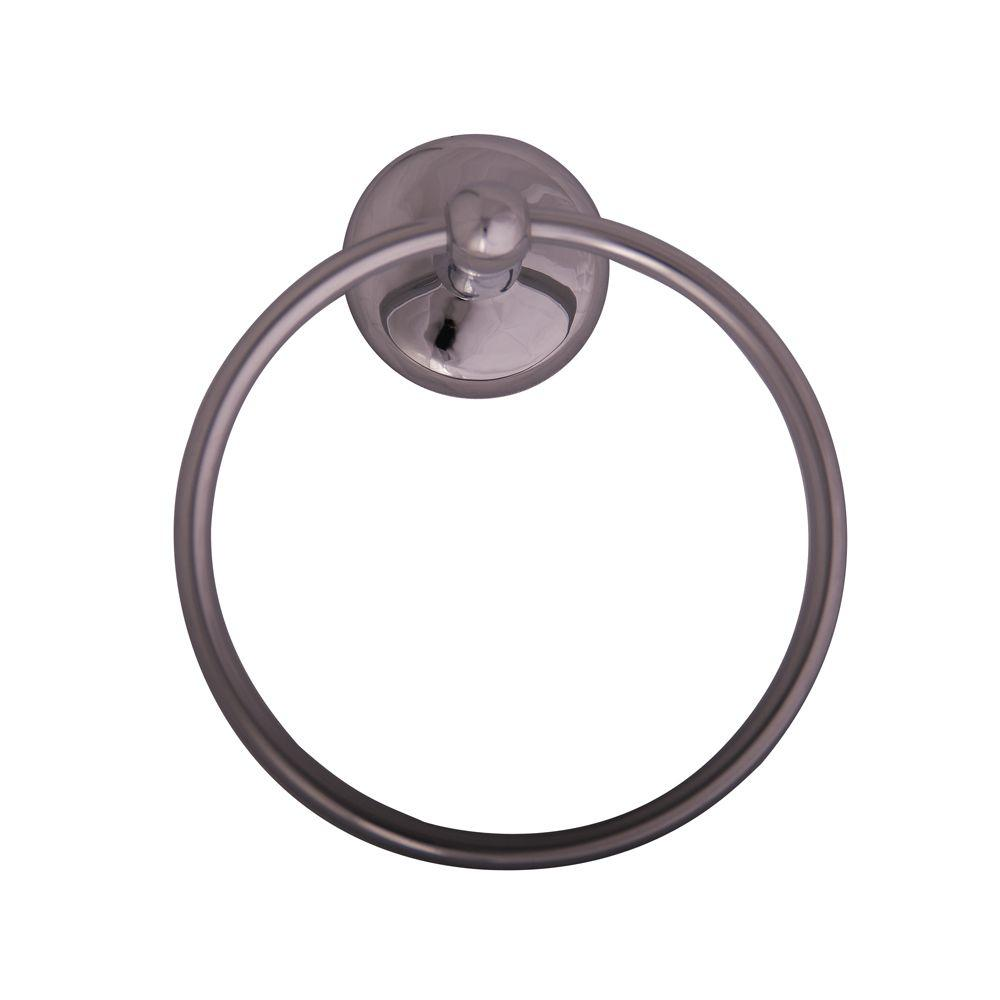 Barclay Products Cincinnati Towel Ring in Chrome