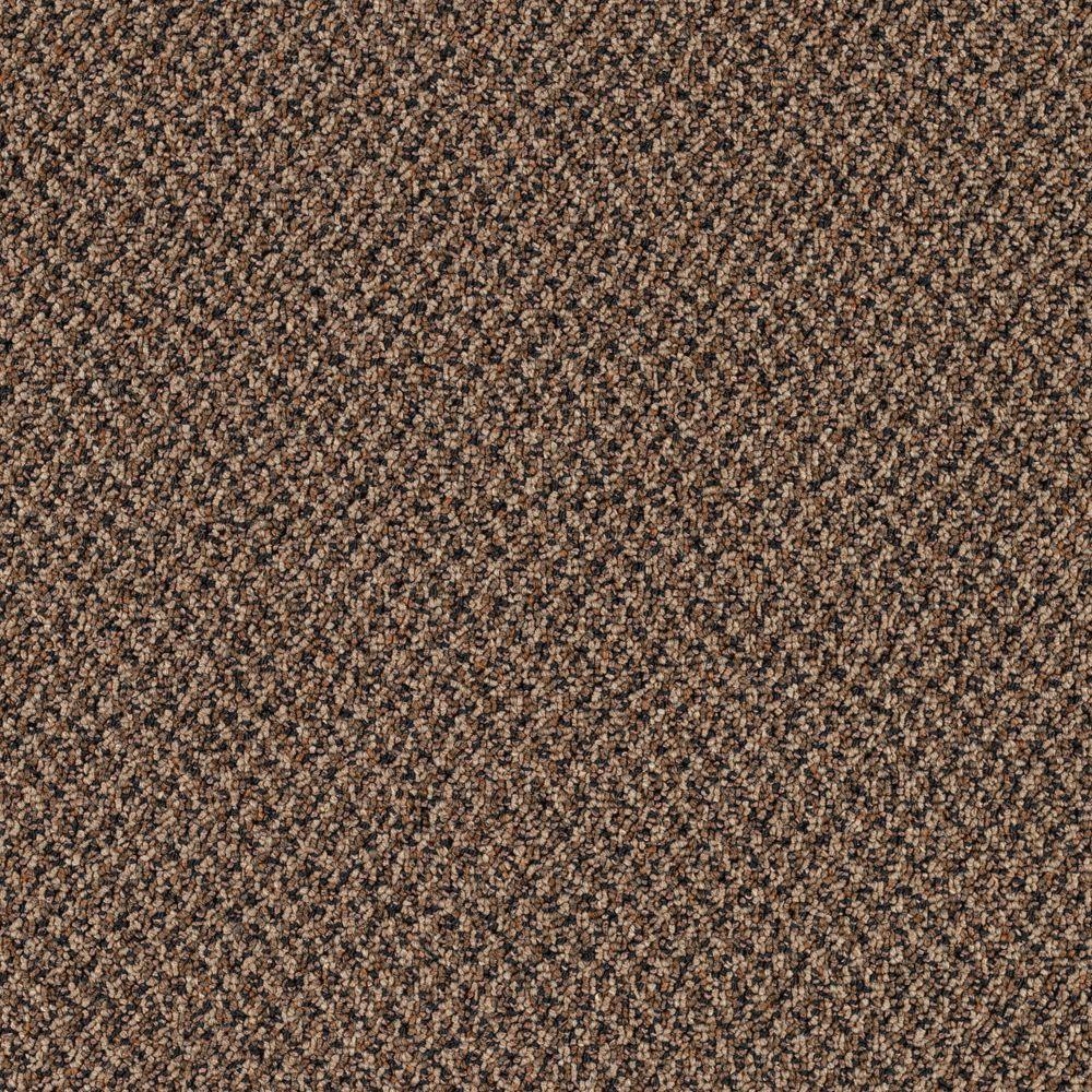 Difference Maker - Color Autumn Clay 12 ft. Carpet