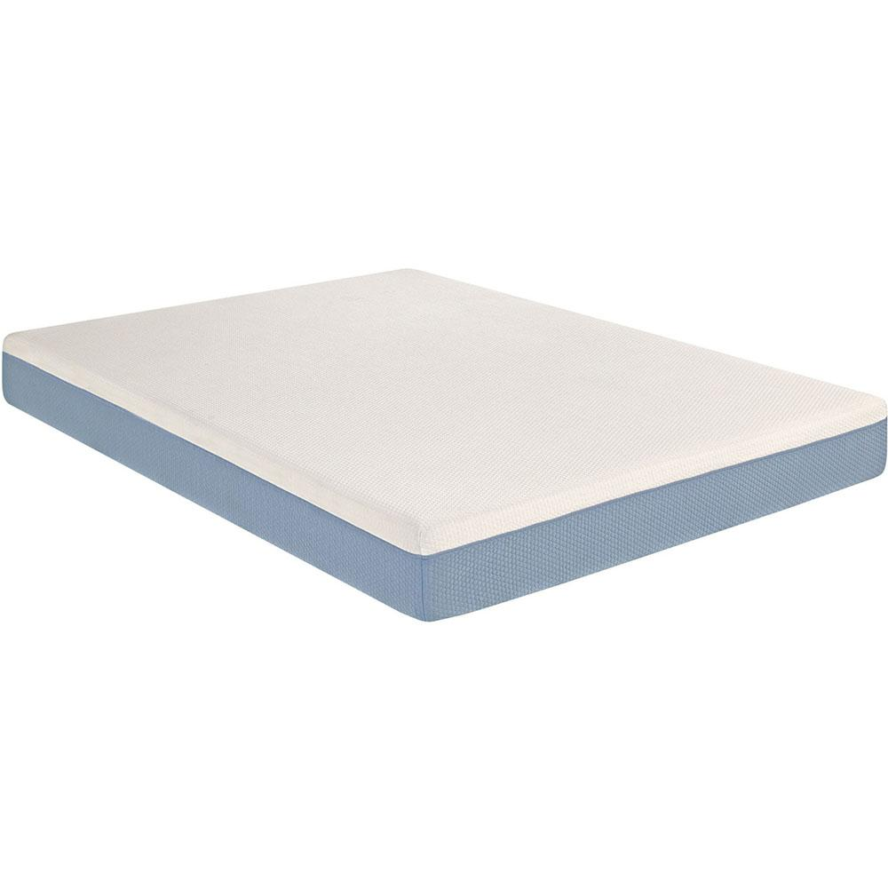 Hanover Tranquility Twin 10 In Memory Foam Mattress