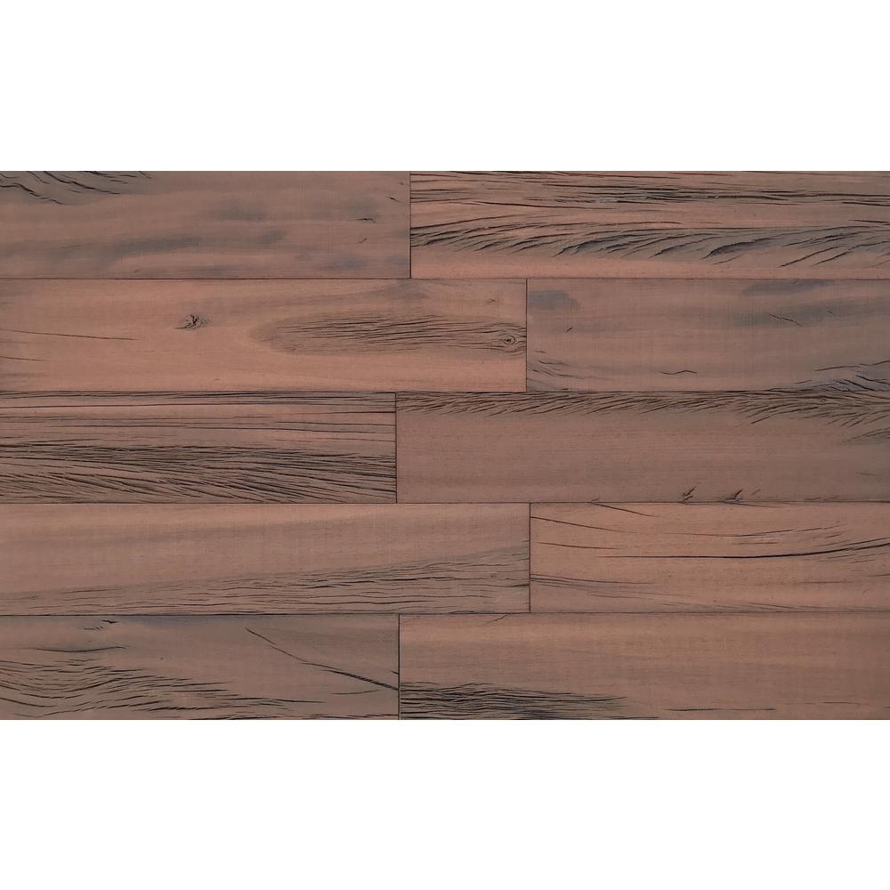 3D Holey Wood Smart Paneling 1/4 in. x 5 in. x