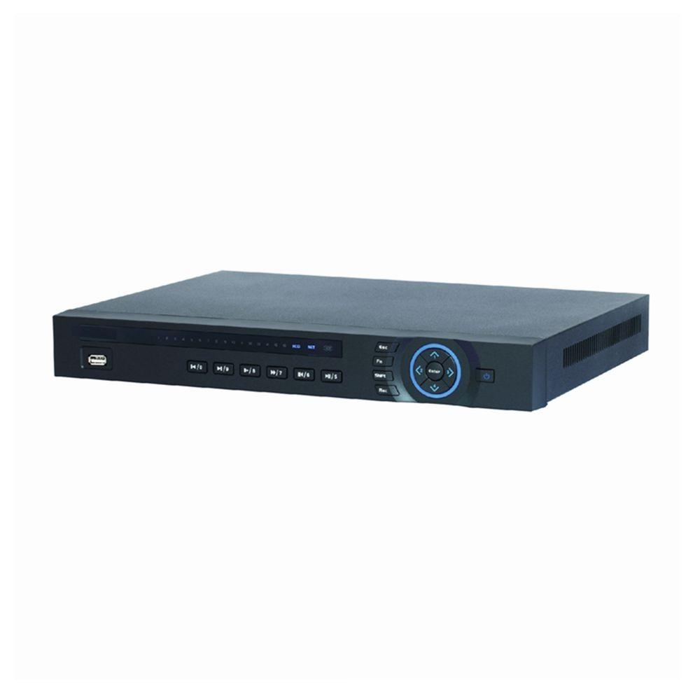 SeqCam 16-Channel 1U 8PoE Network Video Recorder