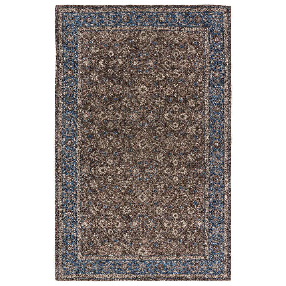 Hand-Tufted Rutabaga 8 ft. x 11 ft. Oriental Area Rug