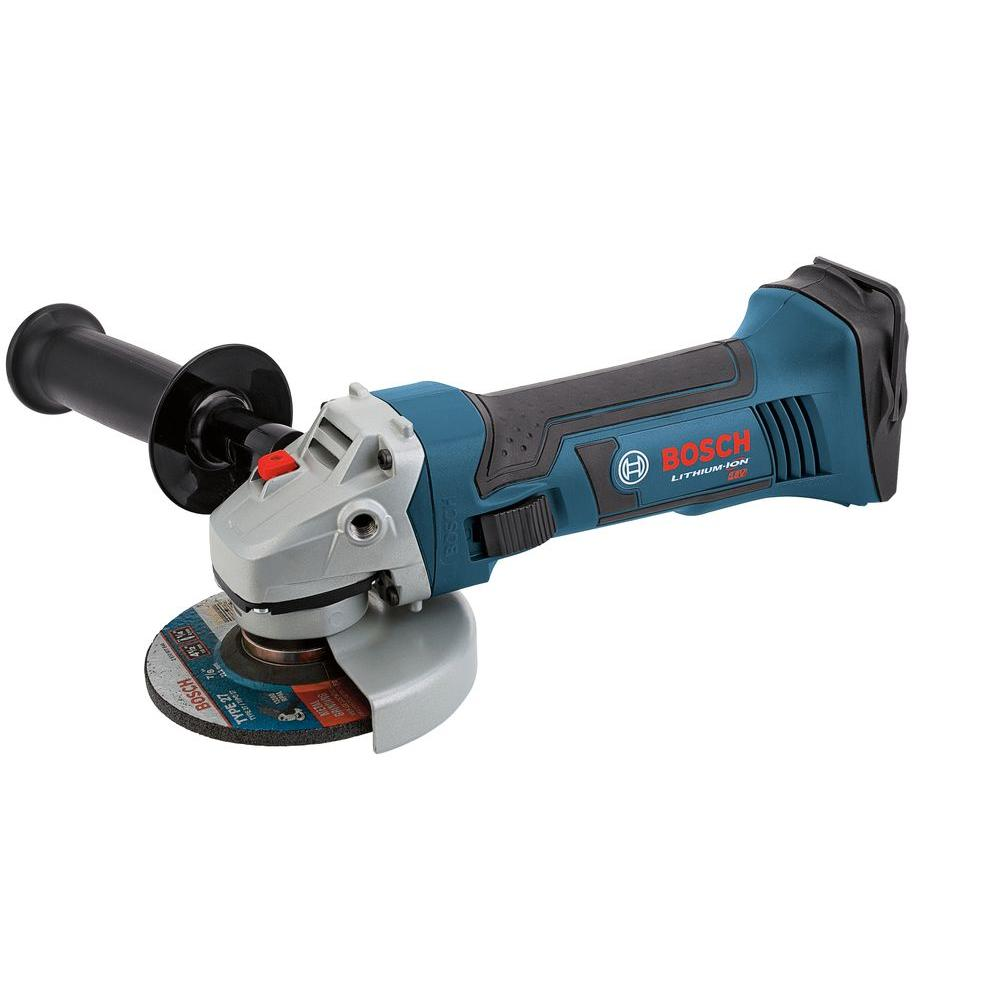Bosch 18-Volt Lithium-ion Grinder Bare Tool (Tool Only)