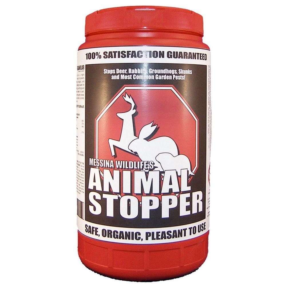 Messina Wildlife Animal Stopper Repellent Granules-DISCONTINUED