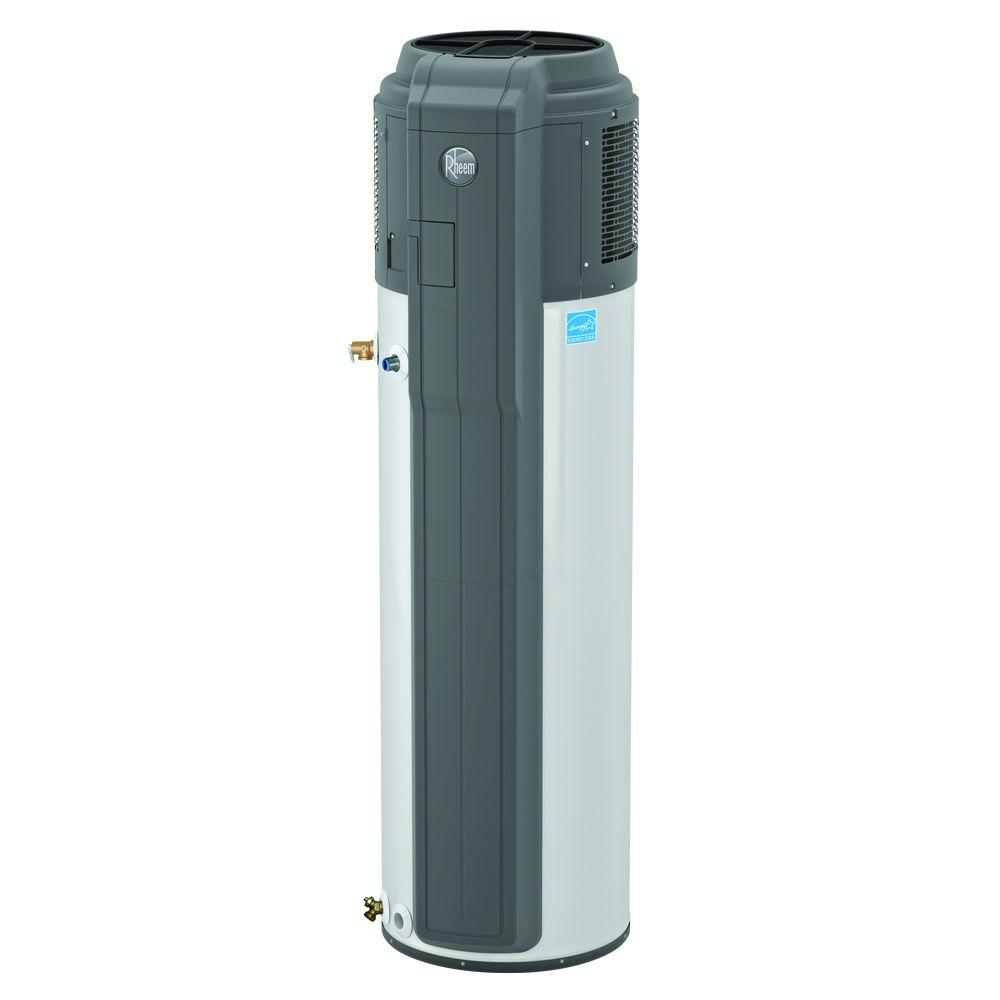 Rheem EcoSense 40-Gal. 12 Year Hybrid Electric Water Heater with Heat Pump Technology-DISCONTINUED