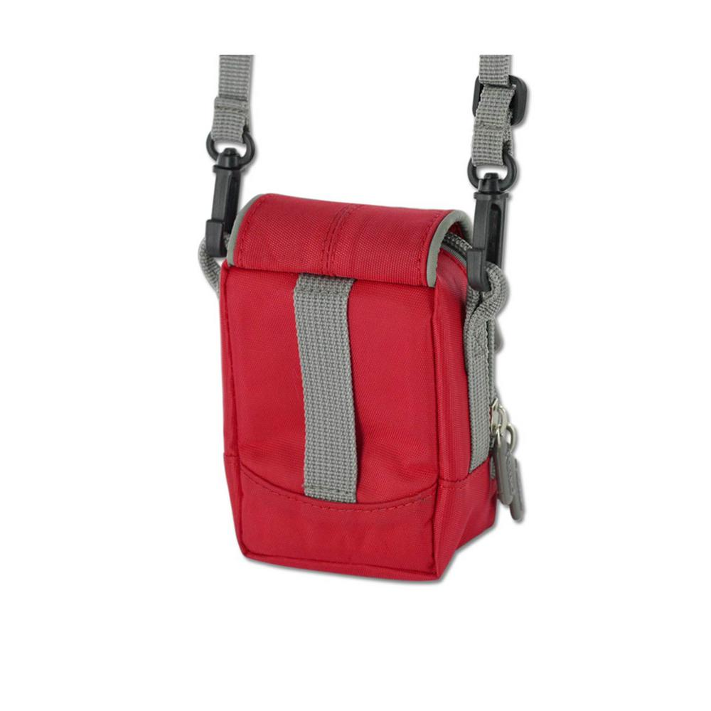 Universal Camera Accessories in Red