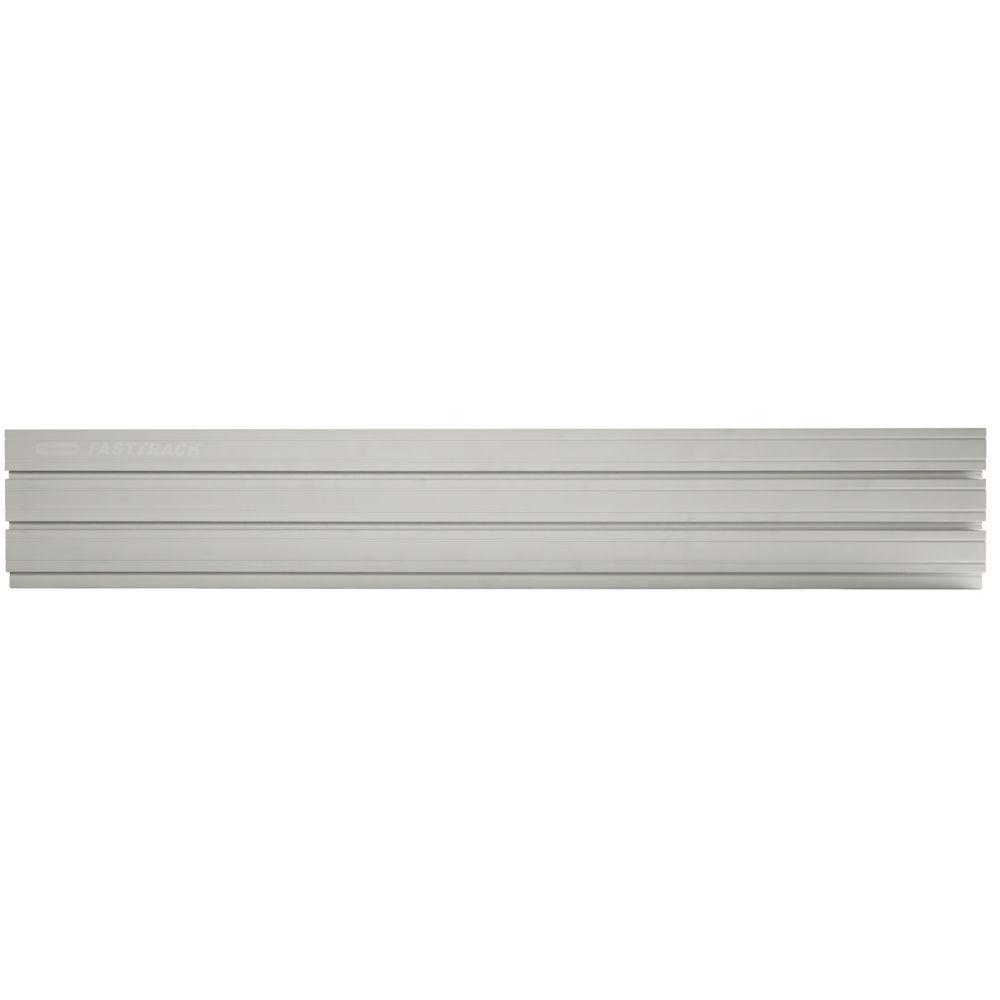 Rubbermaid Fasttrack 48 In Slat Wall Panel 1960259 The