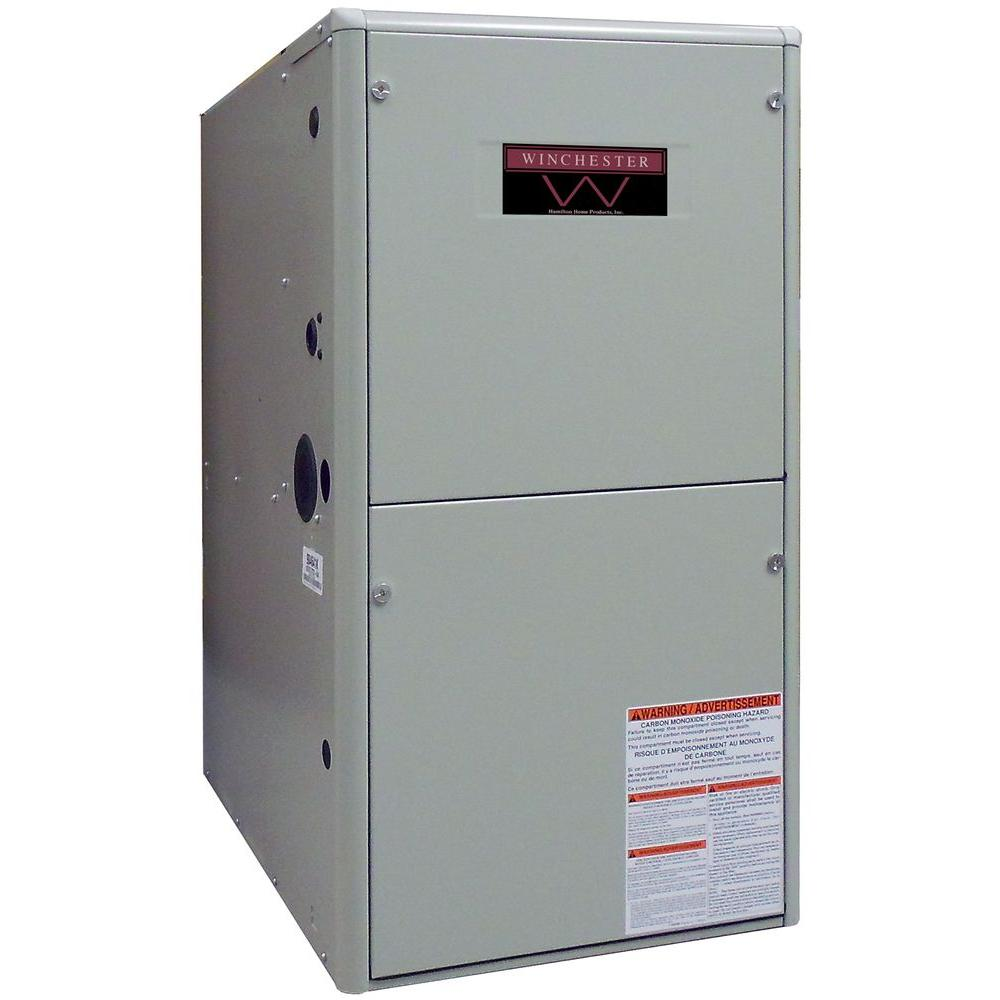 Winchester 108,000 BTU 80 Percent Upflow/Horizontal Gas Furnace-DISCONTINUED