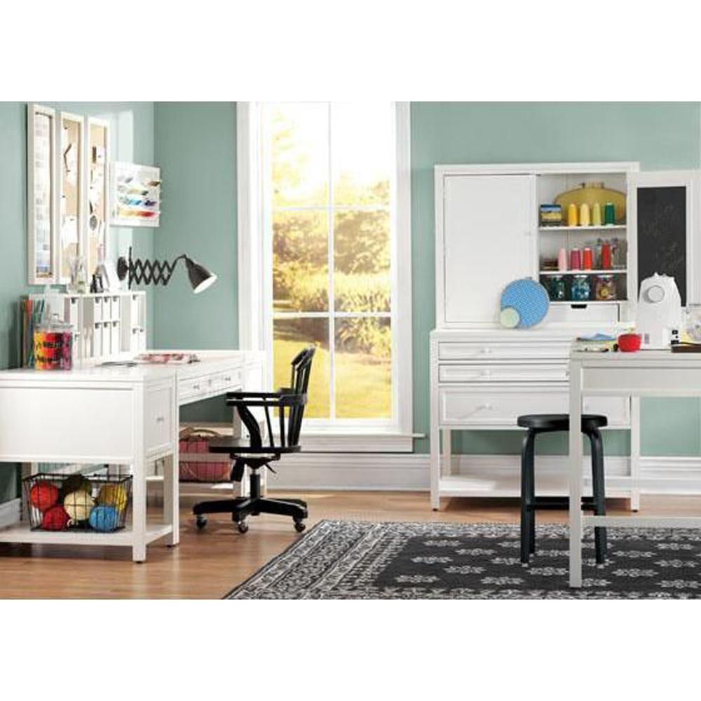 Craft Space Picket Fence Desk