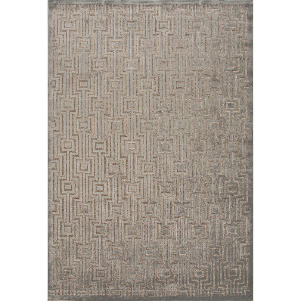 Machine Made Paloma 2 ft. x 3 ft. Geometric Accent Rug