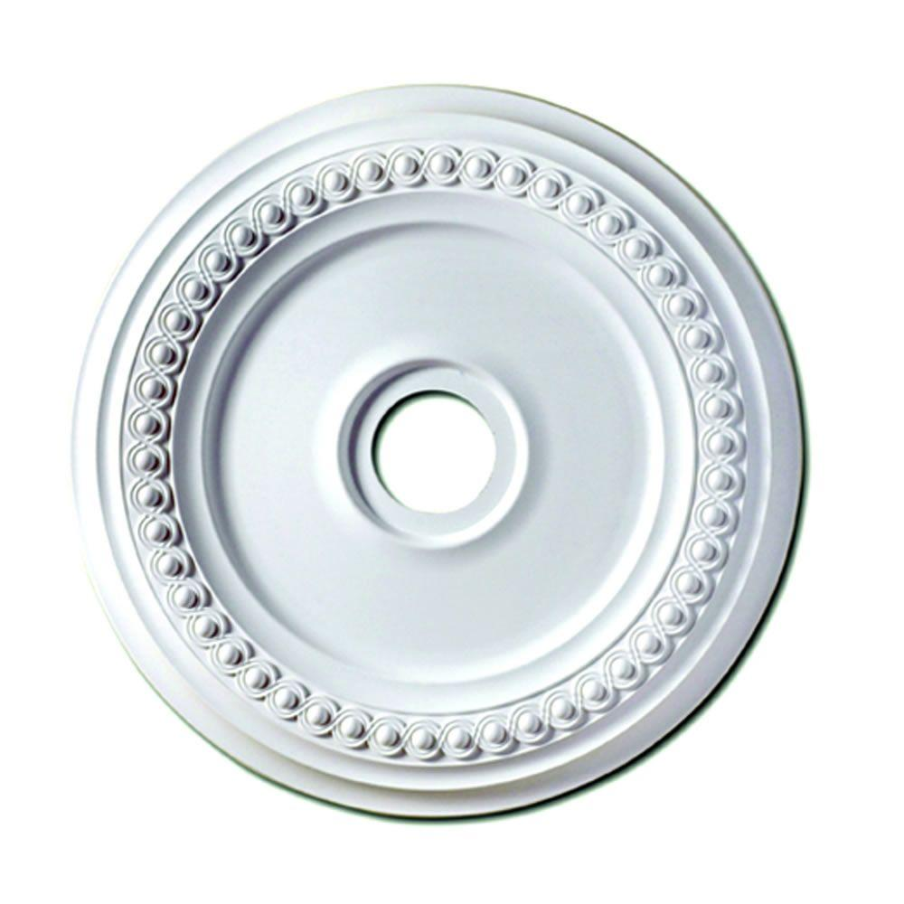 Focal Point 24 in. Rondel Ceiling Medallion-83224 - The Home Depot