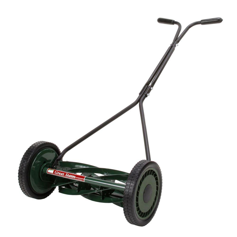 Great States Corporation 16 in. Reel Mower