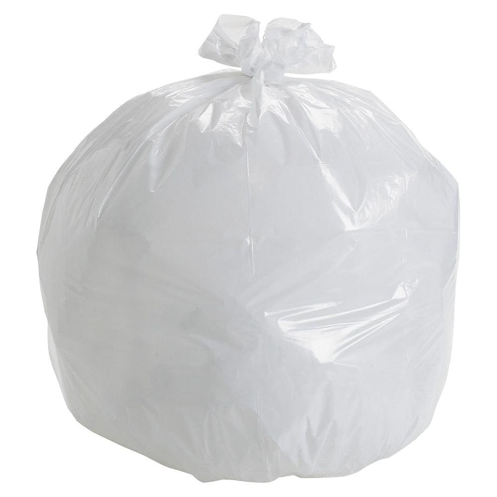 Stout 13 Gal. Totally Degradable Trash Bags (120 per Box)-STOG2430W70 -