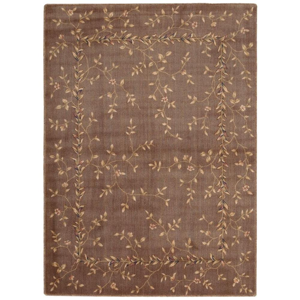 Somerset Khaki 5 ft. 3 in. x 7 ft. 5 in.