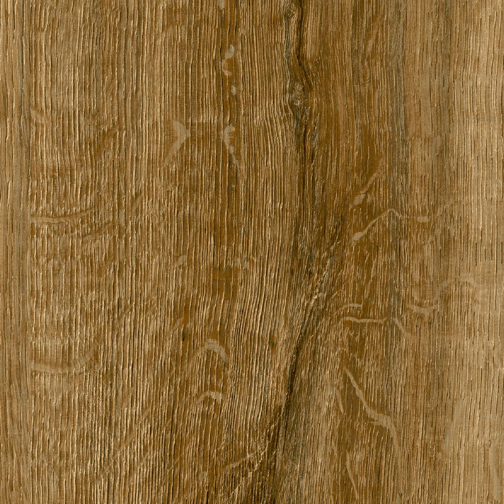 Home Decorators Collection Natural Oak Click Vinyl Plank - 6 in.