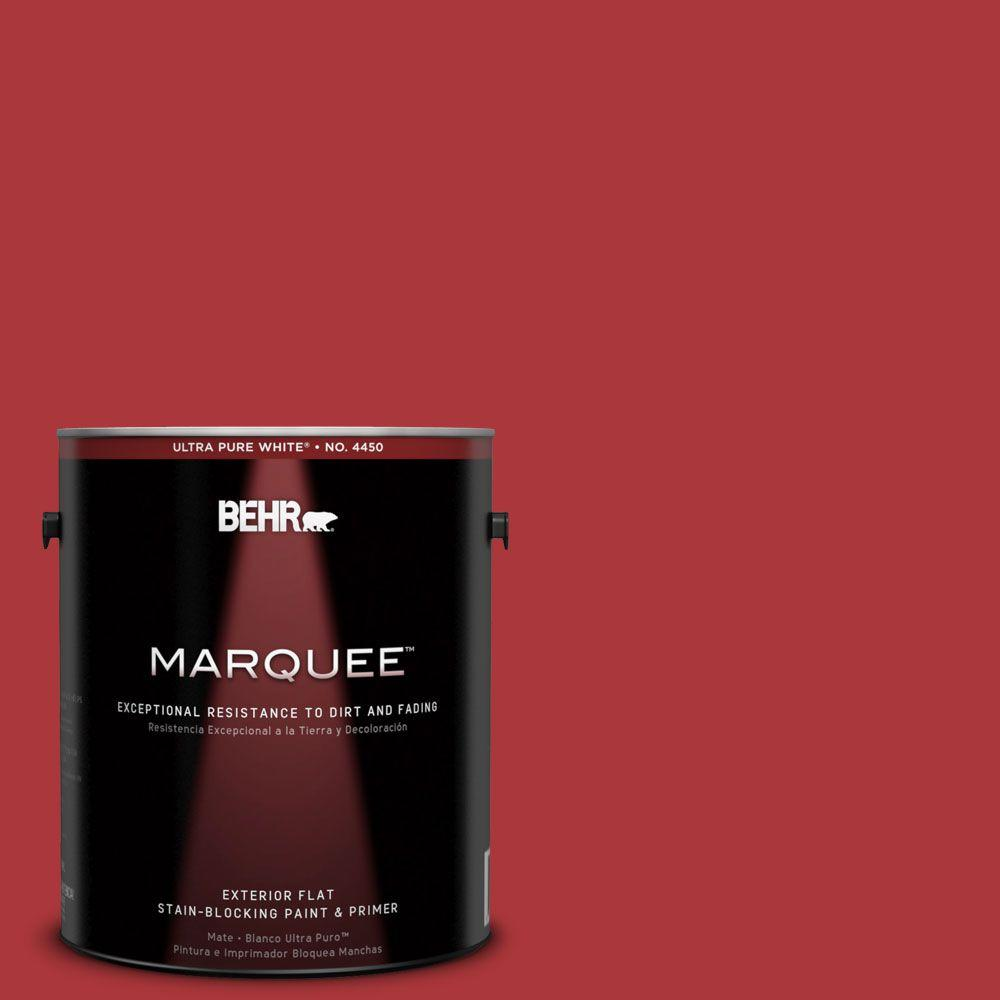 1-gal. #UL110-6 Indiscreet Flat Exterior Paint