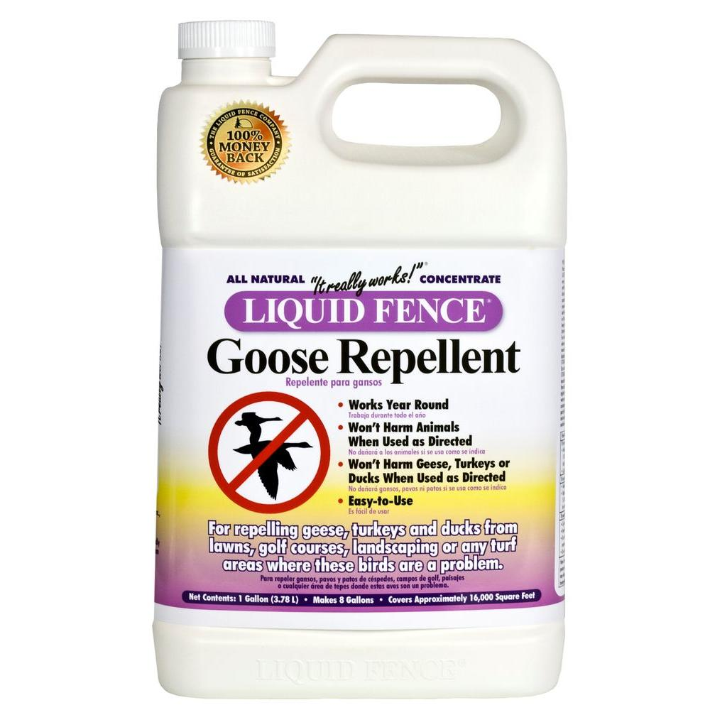 Liquid Fence 1 gal. Concentrate Goose Repellent-DISCONTINUED