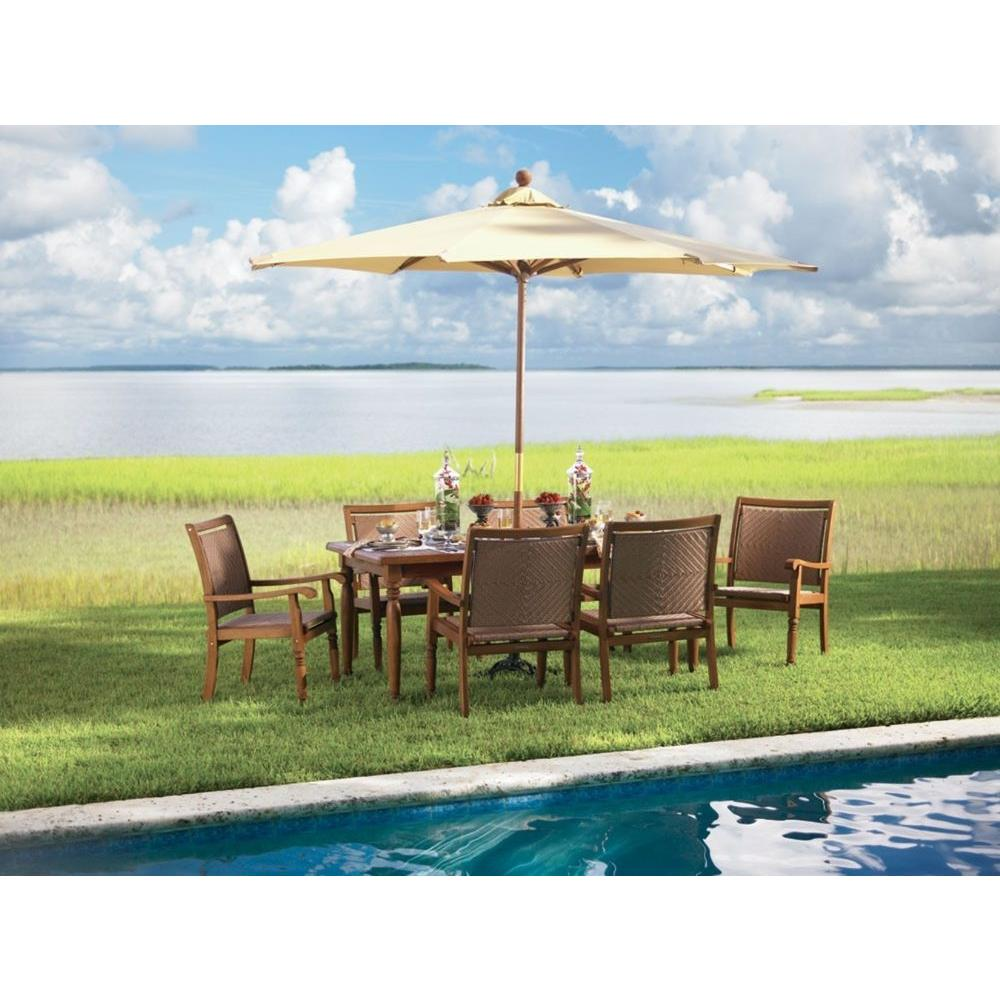 Thomasville Palmetto Estates 7-Piece Patio Dining Set-DISCONTINUED