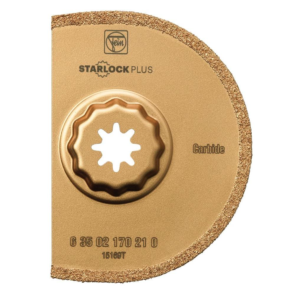 FEIN 3-9/16 in. Carbide Saw Blade Starlock Plus-63502170210 - The Home