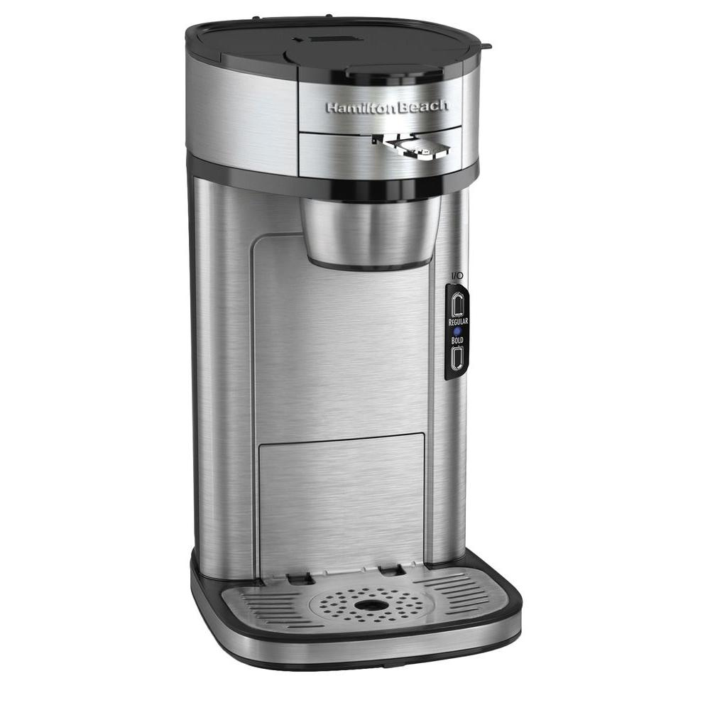 Hamilton Beach Single Serve Coffee Maker