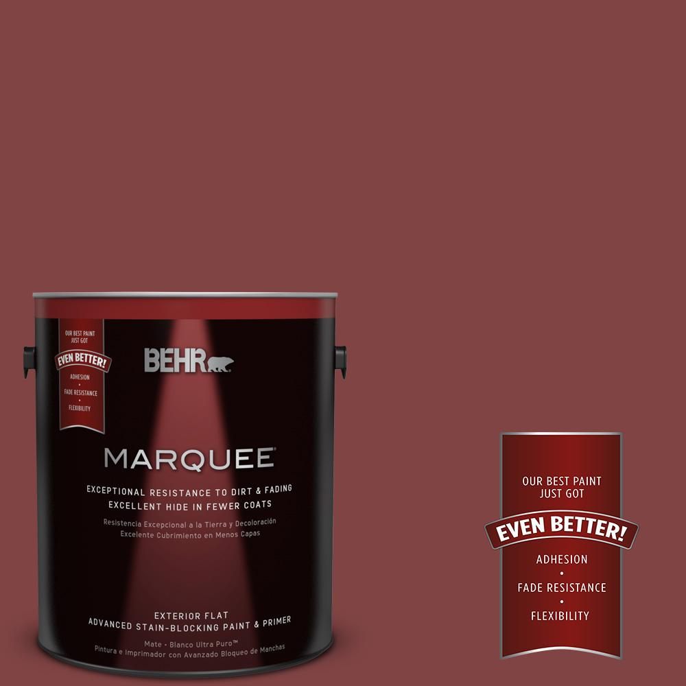 BEHR MARQUEE 1-gal. #ECC-59-3 New Roof Flat Exterior Paint-445301 - The