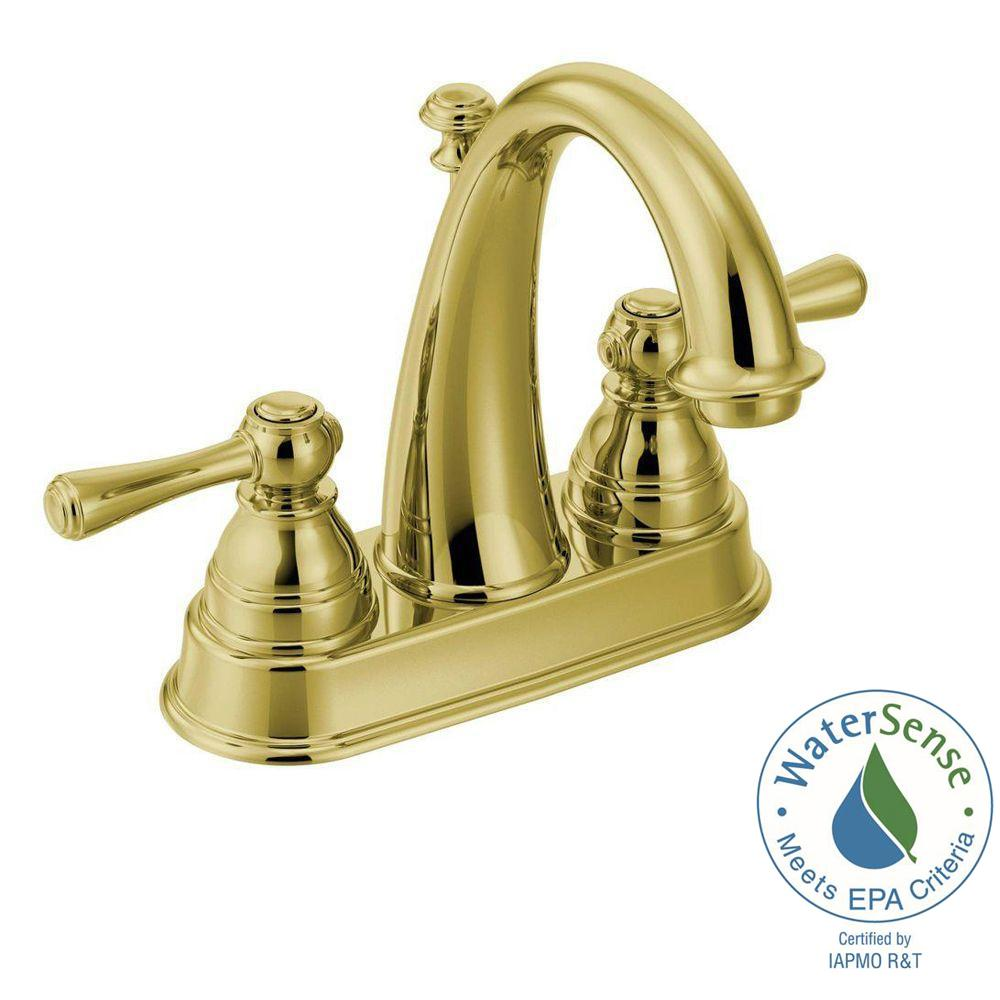 bathroom faucets brass faucet permalink cool in moen handle espanus single chateau image polished l