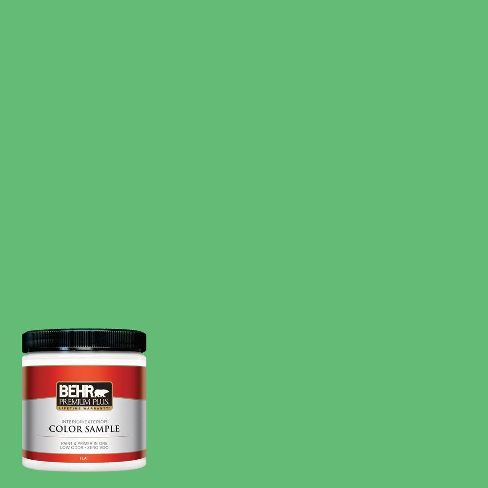 8 oz. #450B-5 Lady Luck Interior/Exterior Paint Sample