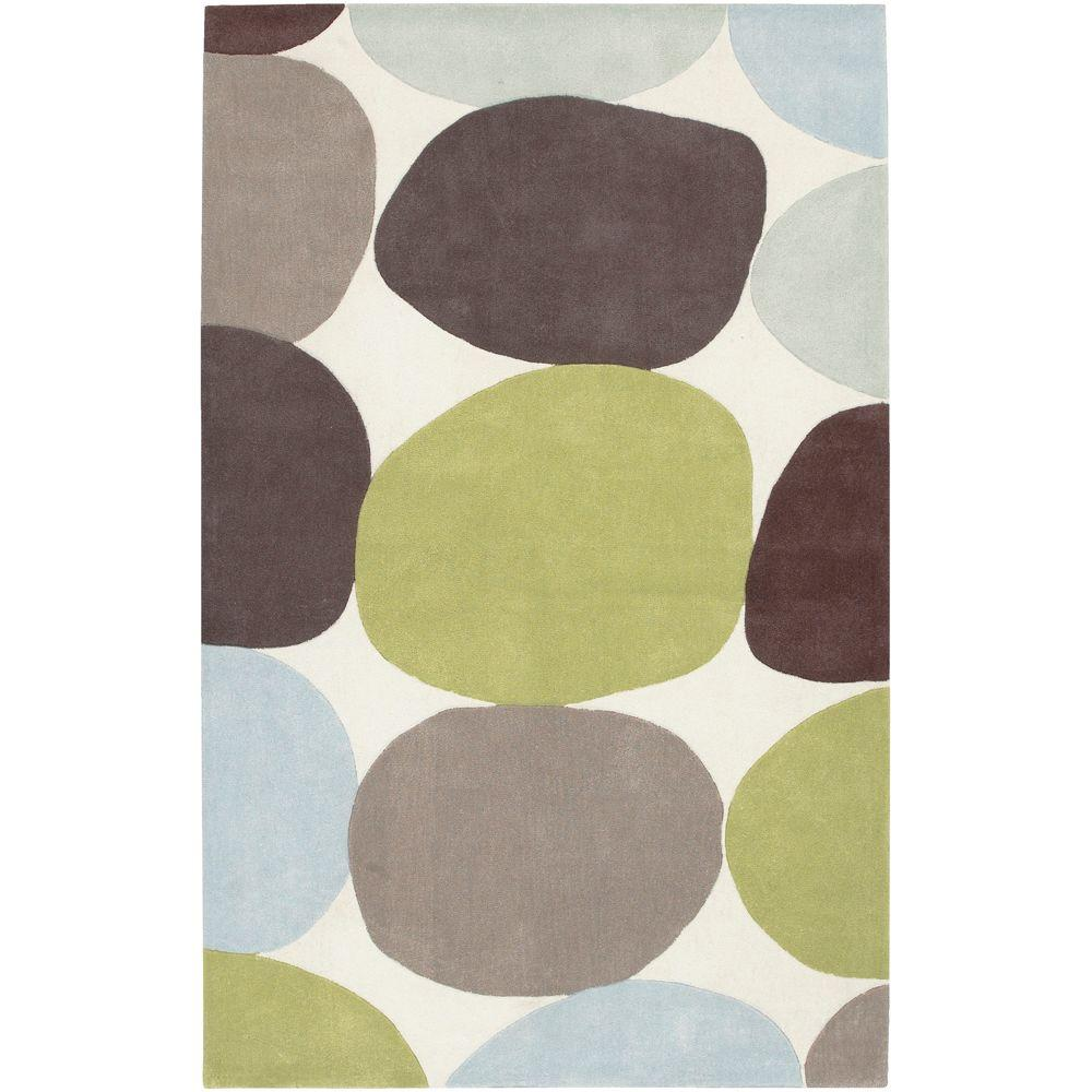 Artistic Weavers Meredith Ivory 3 ft. 6 in. x 5 ft. 6 in. Area Rug