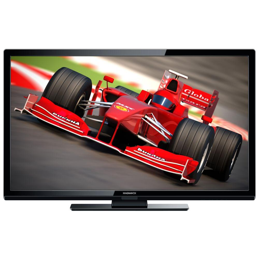 Magnavox 50 in. Class LED 1080p 60Hz HDTV-DISCONTINUED