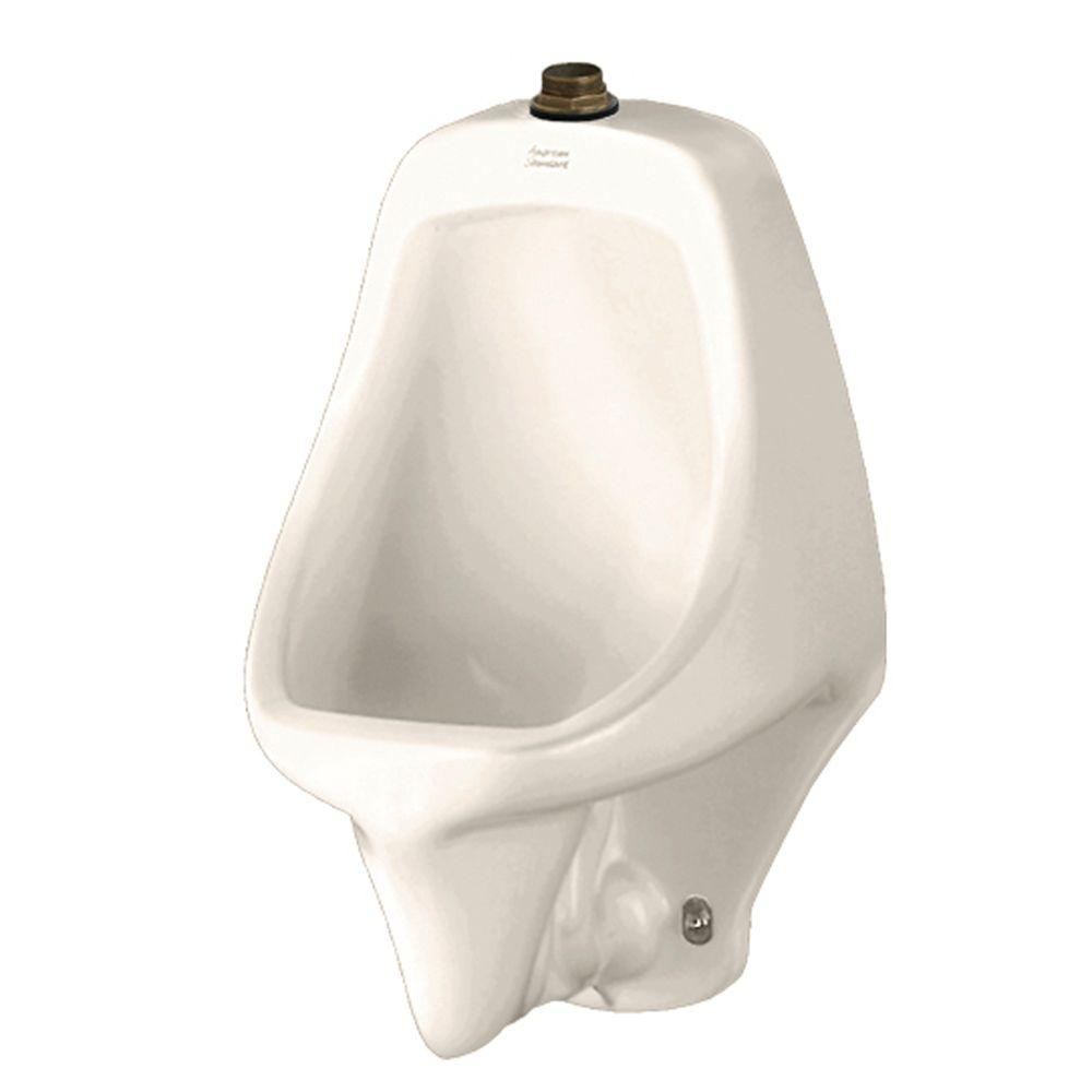 American Standard Allbrook 0.7 1.0 GPF Urinal with Siphon Jet Flush Action in Linen-DISCONTINUED