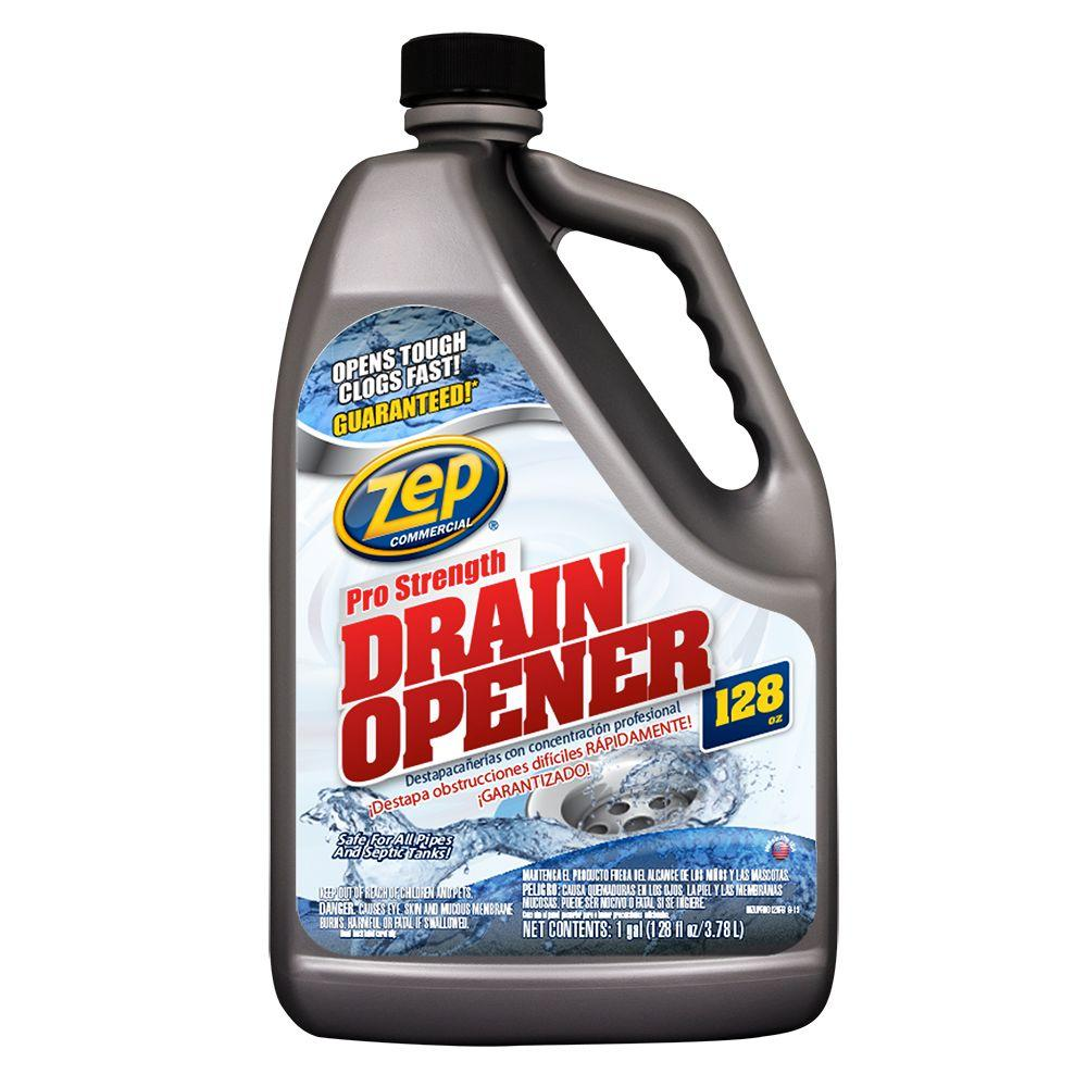 ZEP 1 Gal. Professional Strength Drain Cleaner