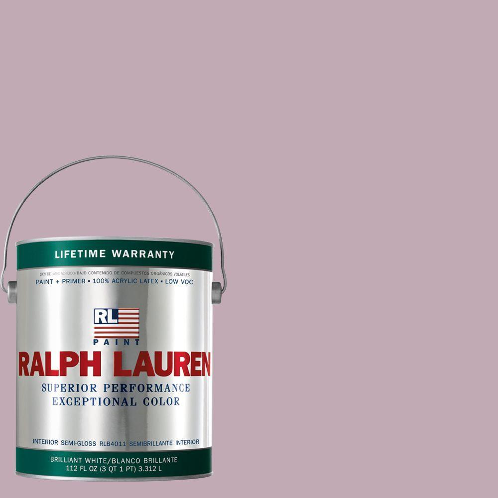 Ralph Lauren 1-gal. Bonneted Semi-Gloss Interior Paint-RL2144S - The Home Depot