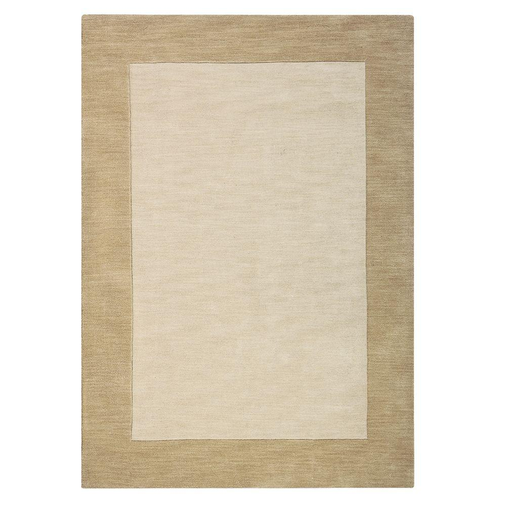 Melrose Beige 8 ft. x 11 ft. Area Rug
