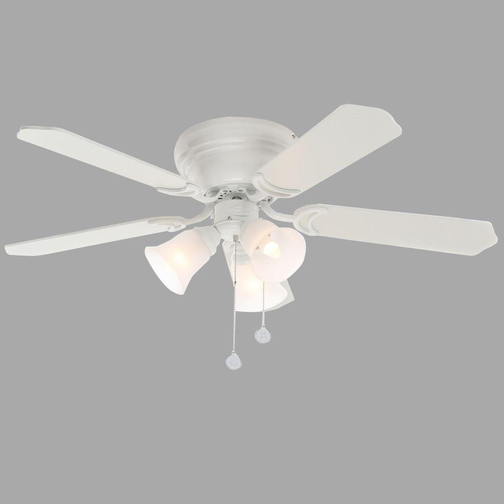 Westinghouse Contempra Trio 42 in. White Ceiling Fan