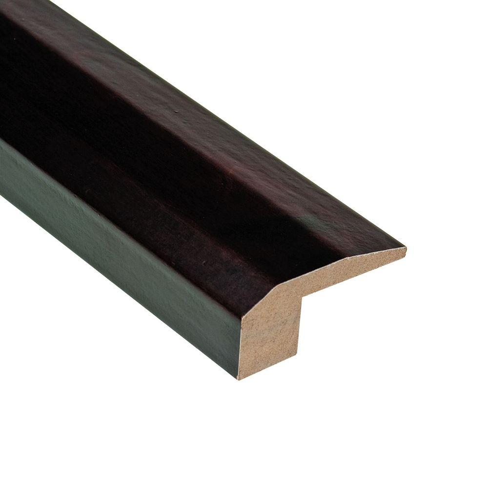 Walnut Java 1/2 in. Thick x 2-1/8 in. Wide x 78
