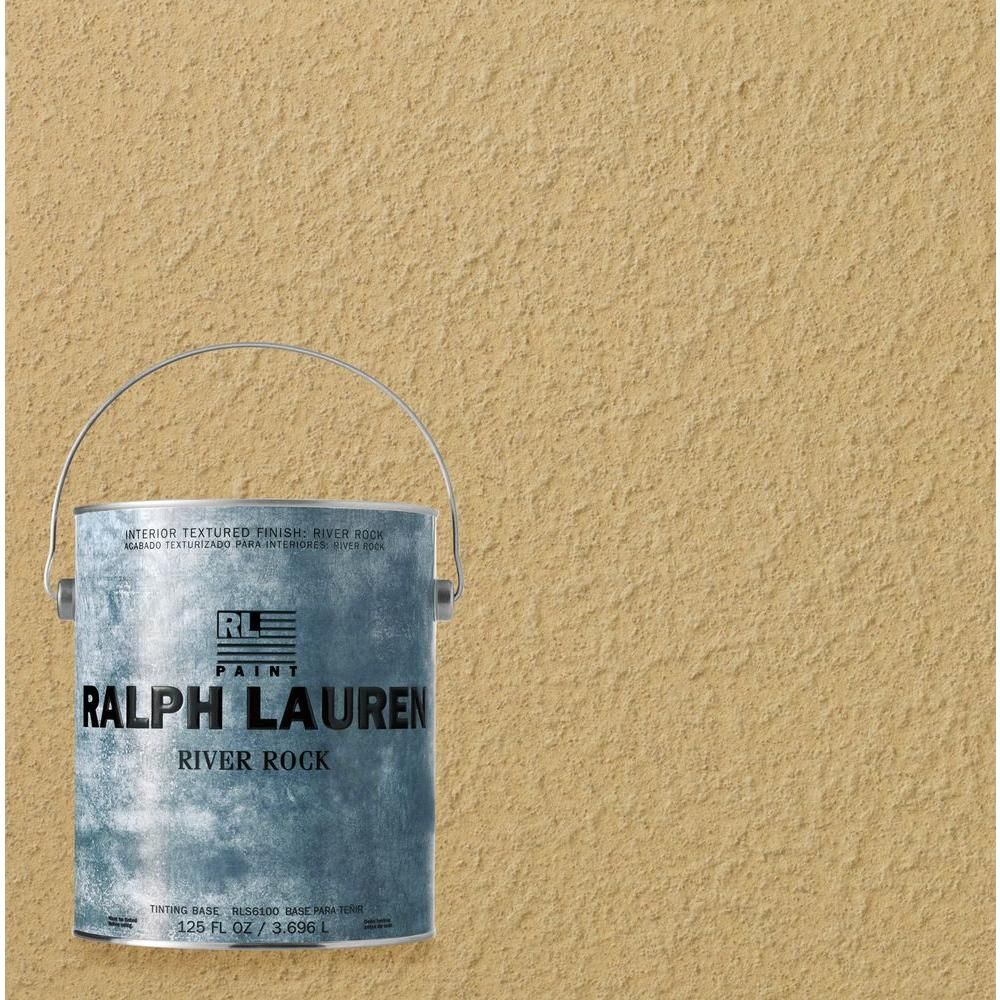 Save 20 Percentage on Ralph Lauren 1 gallon Paints: Ralph Lauren Paint 1-gal. Buckeye River Rock Specialty Finish Interior Paint RR141