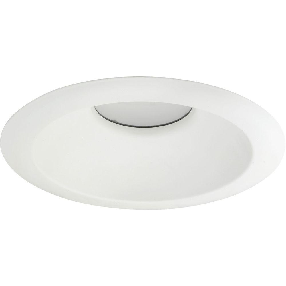 Progress Lighting LED White 2700K 6 In. Recessed Trim-DISCONTINUED