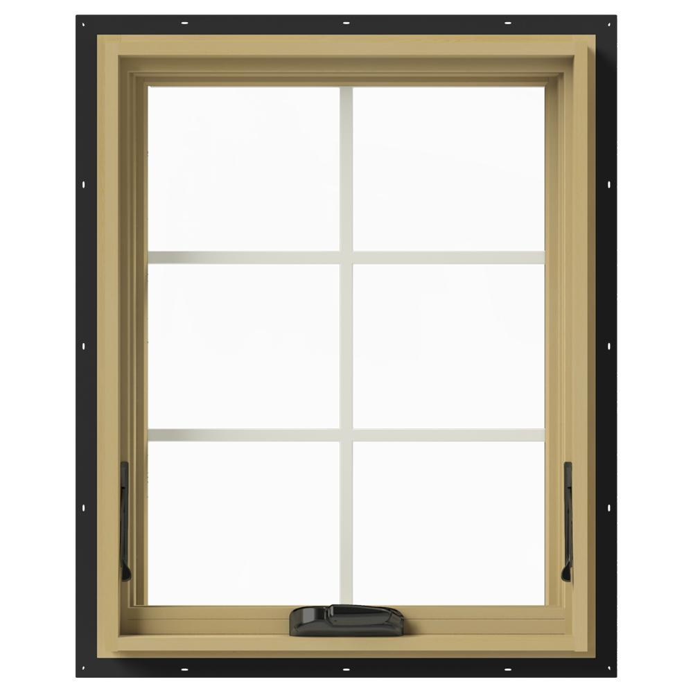 Handy home products small square window 18810 7 the home for Square window design