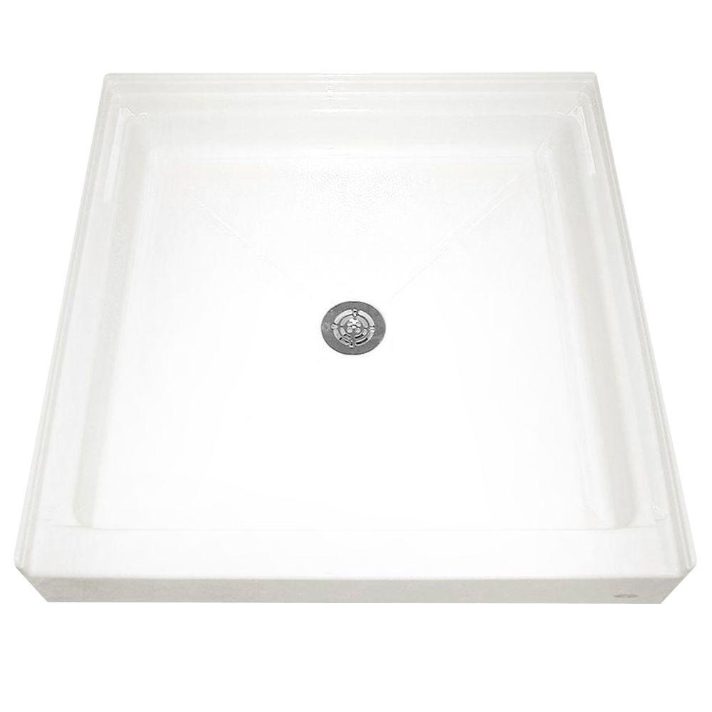 American Standard 36-3/16 in. x 36 in. Single Threshold Shower Base