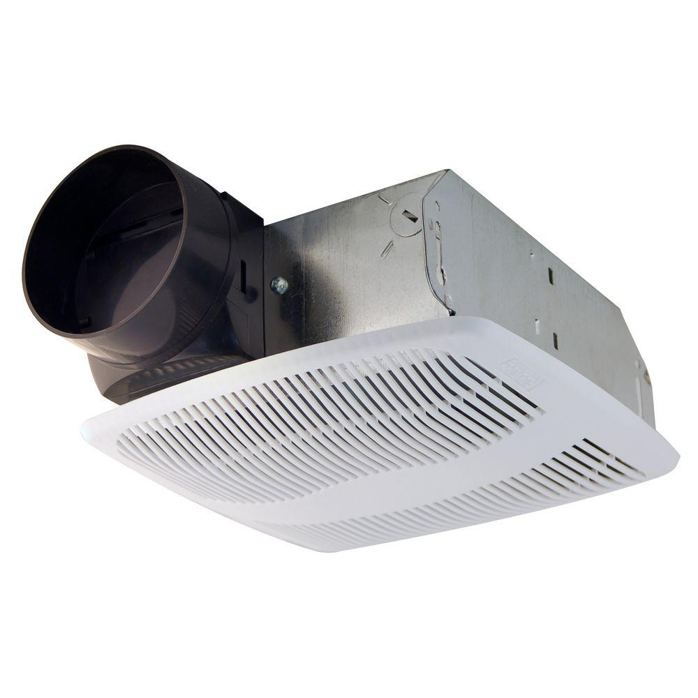Air king advantage 50 cfm ceiling exhaust fan with 4 in for 4 bathroom exhaust fan