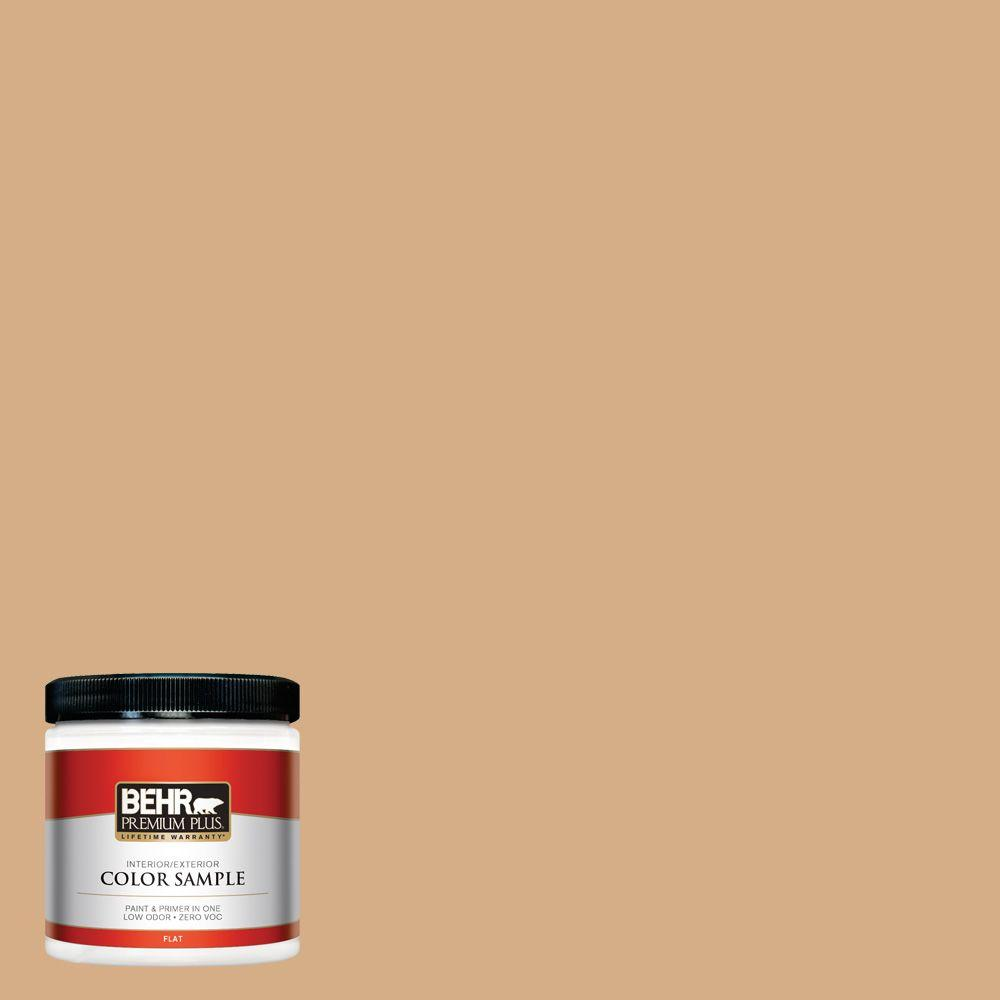 8 oz. #BXC-67 Santa Fe Tan Interior/Exterior Paint Sample