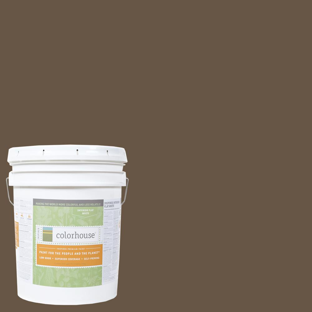 Colorhouse 5 gal. Clay .06 Flat Interior Paint