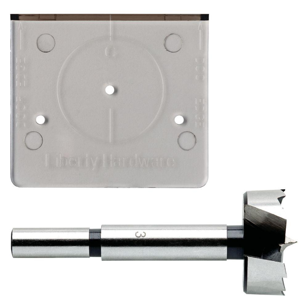 Liberty Align Right 1-3/8 in. Cabinet Hinge Installation Template-AN0192C-G-Q1 -