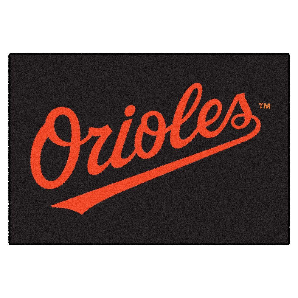 Baltimore Orioles 1 ft. 7 in. x 2 ft. 6 in.